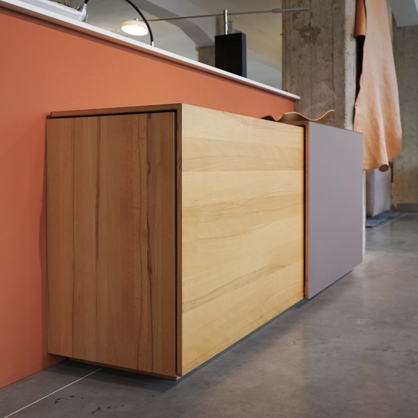 Kommode, Sideboard, Team 7, Massivholz, Echtholz, Design, Qualität, Möbelhaus Chemnitz, Tuffner Möbelgalerie