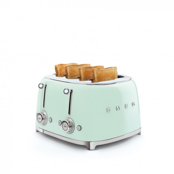 Toaster und Zubehör von smeg, Küchengeräte und Elektrogeräte aus dem Möbelhaus Chemnitz, Tuffner Möbelgalerie