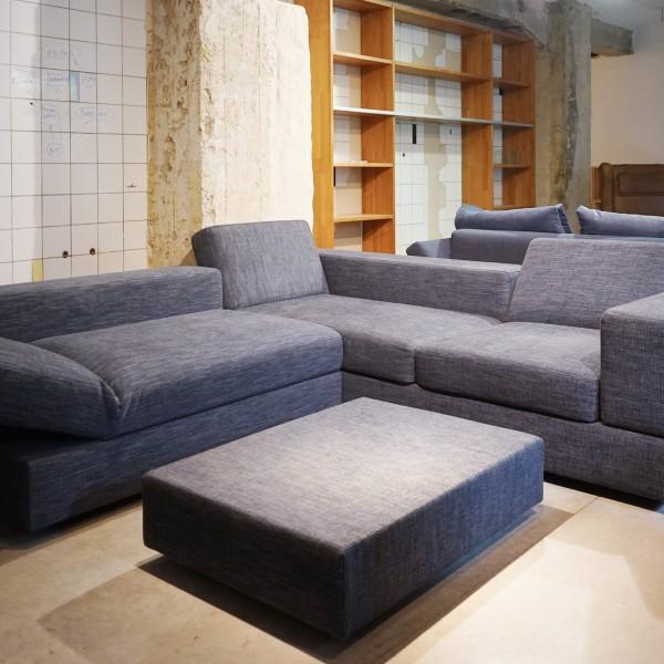 """Designer Ecksofa und Polstergarnitur und Couch """"Kaja"""" von Cor, Möbelhaus Chemnitz, Tuffner Möbelgalerie"""
