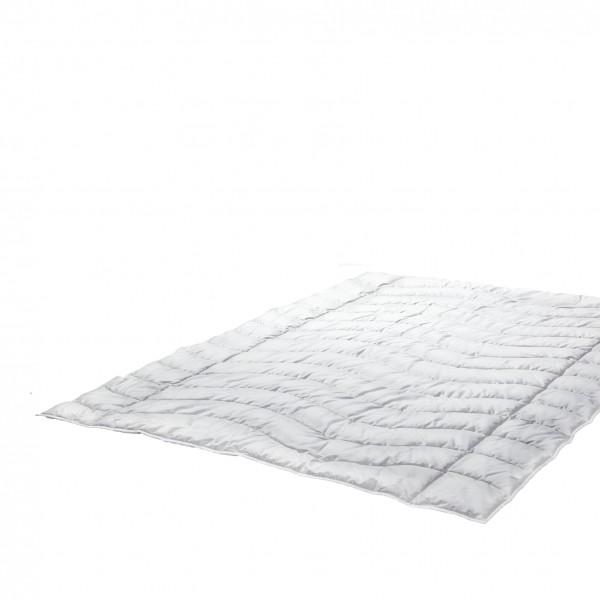 leichte Zudecke Bettdecke aus Kamelhaar Wolle Natur und natürlich