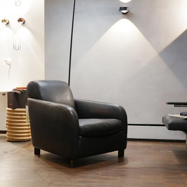 Sessel, echtes Leder, Design, italienisch, Möbel, Möbelhaus Chemnitz, Tuffner Möbelgalerie