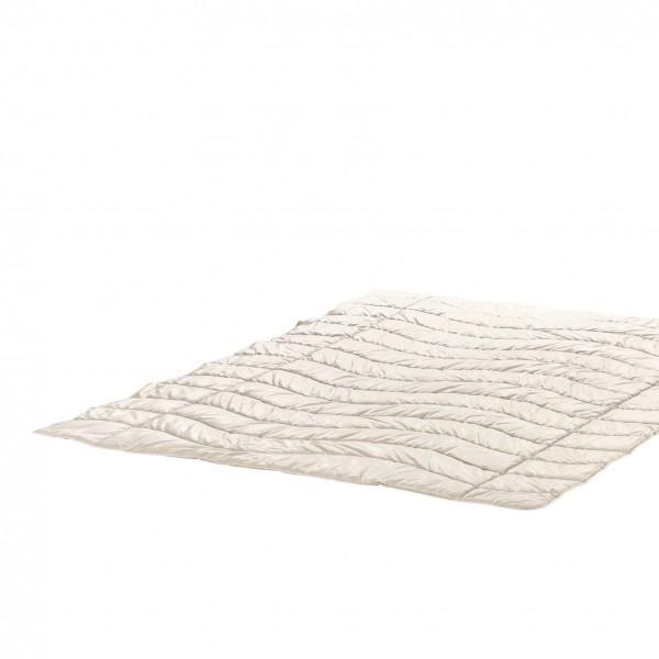 leichte Zudecke Bettdecke aus Leinen Batist Natur und natürlich