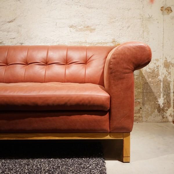 """Designer Ledersofa und Polstergarnitur und Couch """"Byblos"""" von Tommy M, Möbelhaus Chemnitz, Tuffner Möbelgalerie"""