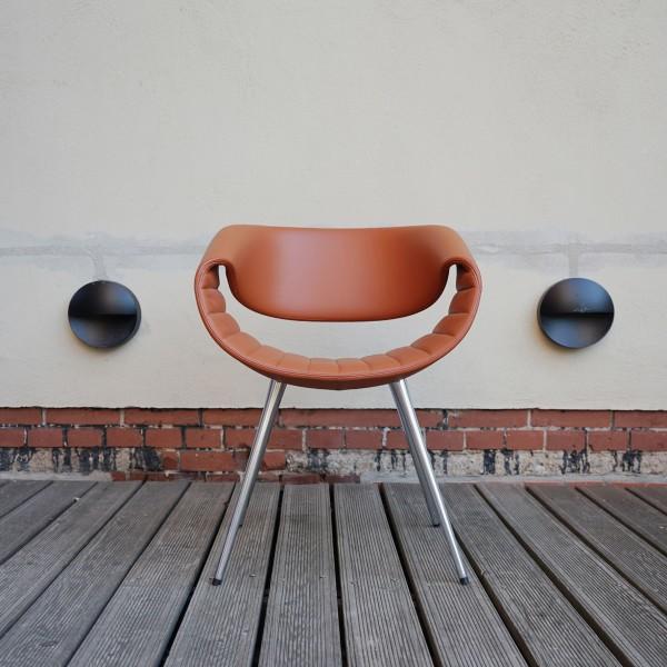 Stuhl, Bürostuhl, Design, Leder, echt, Qualität, italien, Möbelhaus Chemnitz, Tuffner