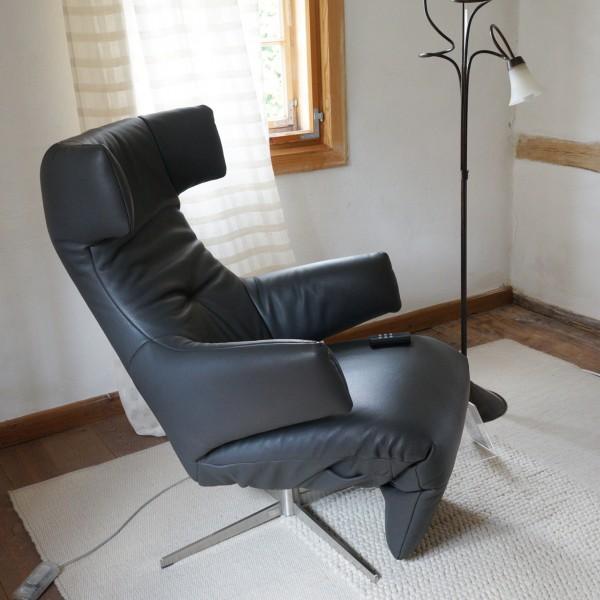 Bürostuhl, Sessel, Entspannung, Leder, echt, flexibel, Qualität, Wohnzimmer, Design, Möbel Chemnitz