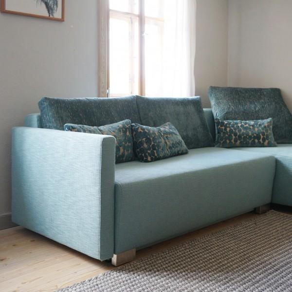 Sofa, Couch, Schlafsofa, ausklappen, Design, hochwertig, Qualität, Monza, Möbelhaus Chemnitz